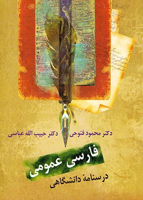 فارسی عمومی, فتوحی, عباسی, سخن