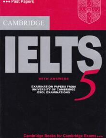 cambridge ielts5, کمبریج آیلتس5