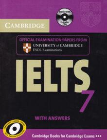 cambridge ielts7, کمبریج آیلتس7