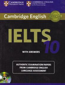 cambridge english ielts10, کمبریج آیلتس10