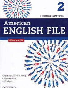 American English file2, second edition