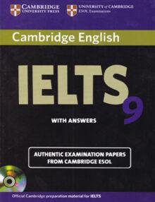 cambridge english ielts9, کمبریج آیلتس9