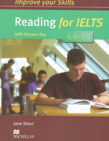 Improve your Skills Reading for IELTS 6.0 - 7.5 ایمپرو یور اسکیلز ریدینگ فور آیلس