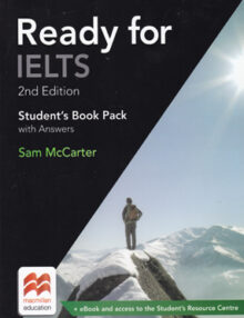 Ready for IELTS 2nd Edition student book Pack ریدی فور آیلس استیودنت بوک