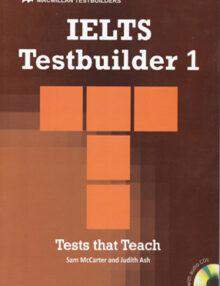 IELTS Testbuilder 1 +CD آیلس تست بیلدر 1
