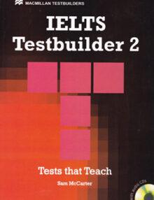 IELTS Testbuilder 2 +CD آیلس تست بیلدر 2