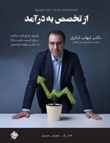 از تخصص به درآمد, دکتر شهاب اناری, مبتکران